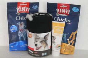 Hundeüberaschung, Geschenktüte für Hunde