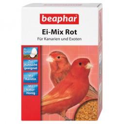 Beaphar Ei-Mix Rot 150g für Kanarien und Exoten