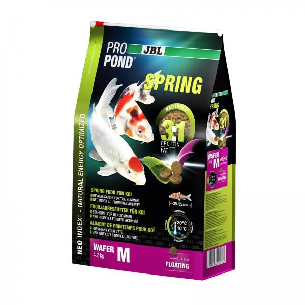 JBL Koifutter ProPond Spring M 4,2kg